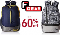 F gear casual back pack