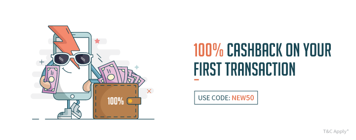 Freecharge new customer offer