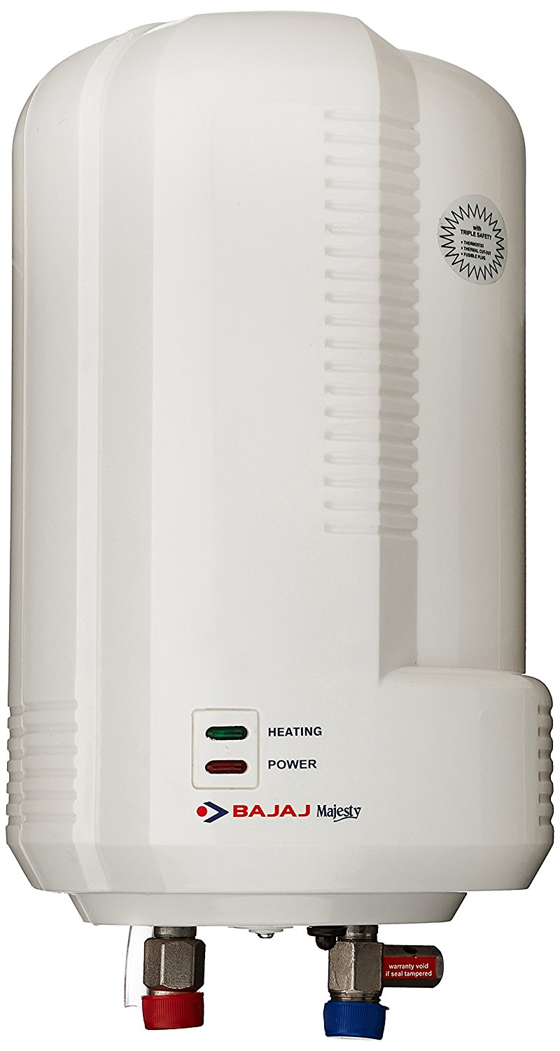 bajaj majesty water heater