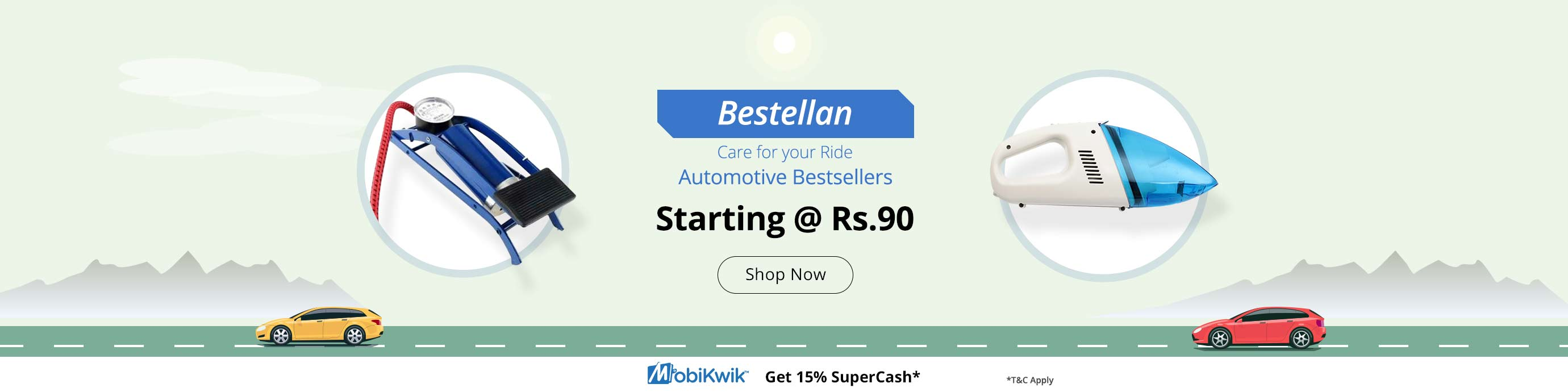 shopclues banner